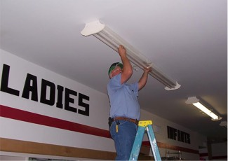 Indoor lighting and electrical repairs in San Angelo, TX